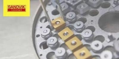 山特维克可乐满:你知道数控刀片是如何诞生的吗