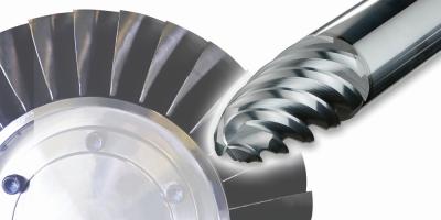 三菱材料公司推出钛合金用锥形圆桶球头刀