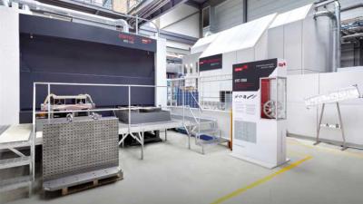 斯达拉格、肯纳金属和罗罗公司联手引领航空航天专家认识未来材料