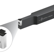 瓦尔特将标准槽刀产品系列中的刀片宽度扩展至 19 mm
