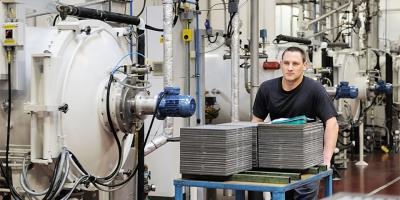 瓦尔特公司:创新力与现代化生产