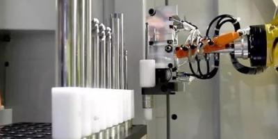 RFID无线电射频识别系统在ANCA机床上实现不同规格刀具的自动上下料和缩短调机时间