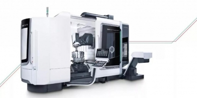 DMG MORI成功案例:追求微米级高精度