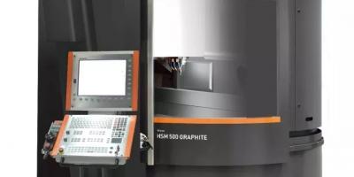 高速,无痕!Mikron HSM 500 Graphite 高速石墨加工中心为您带来全新体验!
