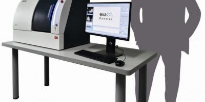 WENZEL温泽exaCT S,紧凑型桌面CT