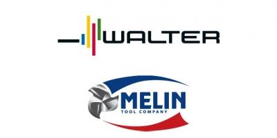 Walter瓦尔特收购梅林工具Melin Tool