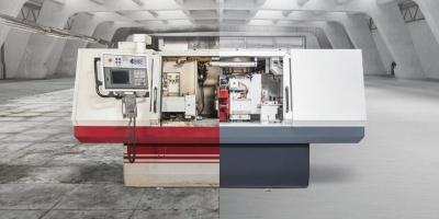 联合磨削(United Grinding)将45,000寿命小时机器翻新了