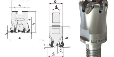 POKOLM Spinworx R5刀片应用