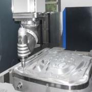 智能制造案例 | 更优重切性能+精密加工=0.01毫米精度的豪车原型模具