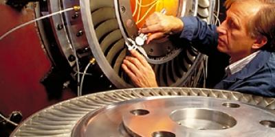 MTU航空发动机公司利用PolyWorks|Inspector™实现检测流程的最优化