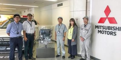 玛帕工艺革新:三菱汽车与玛帕