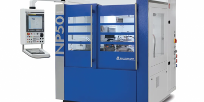 Rollomatic新型ShapeSmart NP50走心和逐层磨削磨床