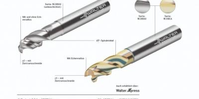 新型瓦尔特ISO N铣刀MC267 Advance(超强)