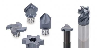 泰珂洛TungMeister可换刀头铣刀扩展了AH715和AH735材质系列