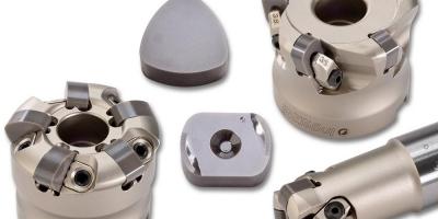 Ingersoll 推出了 CeraSFeed 陶瓷可转位高进给铣刀系列