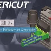 VERICUT9.2版显着提高了碰撞检查和整体性能