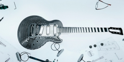 山特维克全球首款3D打印摔不坏的吉他诞生始末