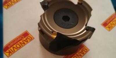 山特维克可乐满推出首款3D打印铣刀