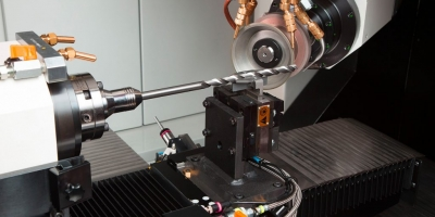 创新5轴工具与刀具磨床采用NUM Flexium+ CNC,最大限度地提高生产率