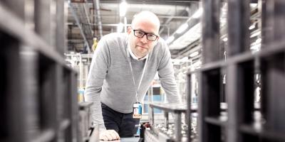 山特维克可乐满基默工厂:工业4.0典范。