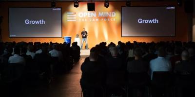 OPEN MIND 在慕尼黑庆祝成立25周年