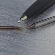 山高SECO这款立铣刀比棉线还细?