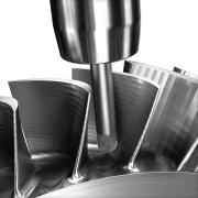 陶瓷立铣刀有助于优化航空零件加工