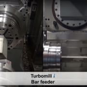 Liechti Turbomill i系列机床