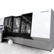 Liechti Turbomill gx系列机床