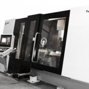 Liechti Turbomill g系列机床