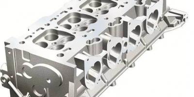 汽车发动机零件生产中的高性能刀具