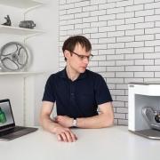 Artec 3D推出全自动专业型工业级桌面式3D扫描仪Artec Micro