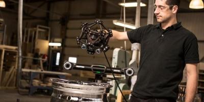 形创CREAFORM光学三坐标三维扫描仪METRASCAN 3D介绍