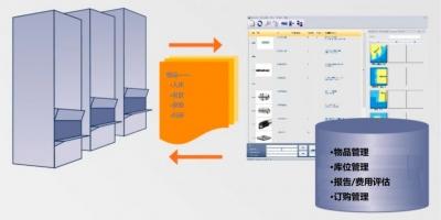 TDM智能刀具柜软件TDMstoreasy