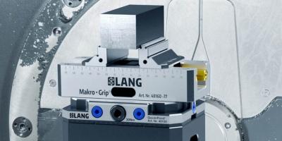 德国LANG牌创新性夹持解决方案