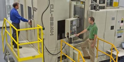 GE航空集团和三井精机首创了BlueArc加工技术来加工超级合金