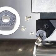 泰珂洛TurnTen-Feed扩充 AH8015材质用于难加工材料的重型粗加工