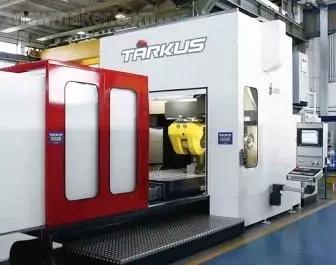 Tarkus立式五轴数控龙门加工中心